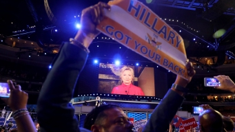 'Change-Maker' Clinton Wins Historic Nomination
