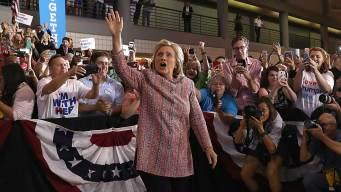 Clinton Says Pneumonia Fight Let Her Reflect on Campaign