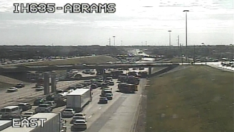 I-635 Reopens After Multi-Vehicle Crash in Dallas