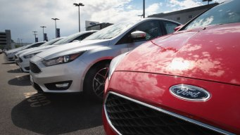Nearly 1.5M Ford Focuses Recalled Over Engine Stalling