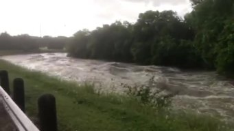 North Texas Flooding Caught on Camera, and Other Viewos