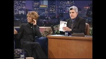 "Whitney Houston on ""Tonight Show"" (1999)"