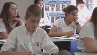 Dallas Students Head to Inauguration