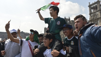 S. Koreans Get New 'Hermanos' for Saving Mexico at World Cup