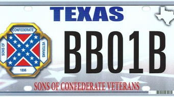 Texas Board Rejects Confederate Group's Latest License Plate