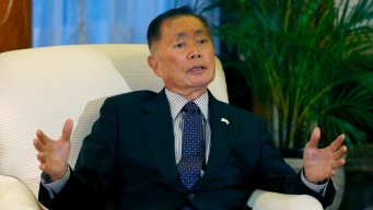 Takei Rejects Muslim Registry as 'Prelude to Internment'