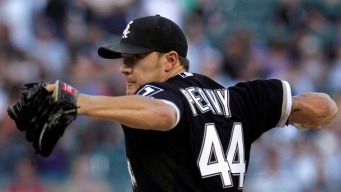 Peavy Scratched from Start Vs. Rangers