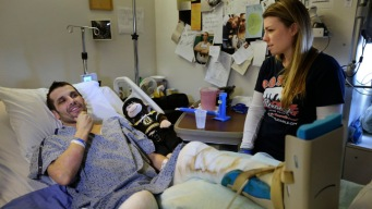 Last Boston Marathon Survivor to Leave Hospital