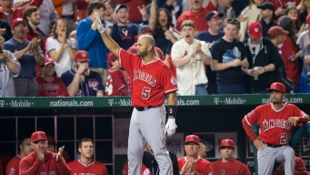 Rangers Could Miss Pujols Early in Season