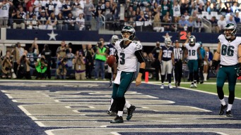 Three Phases: Cowboys-Eagles
