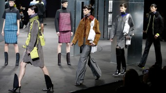 Fashion Week: Wang, DKNY, Beckham, Bono