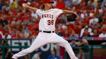 Weaver, Without Much Stuff, Continues to Own Rangers