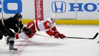 NHL Playoffs Game 1 Winners: Ducks, Blackhawks, Blues