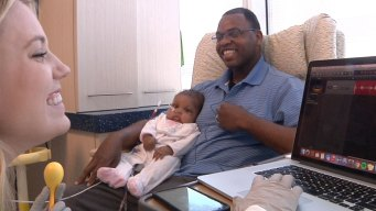 Music Therapist Makes Songs With Babies' Heartbeats