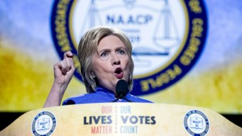 'This Madness Has to Stop': Clinton Condemns Killing of Cops