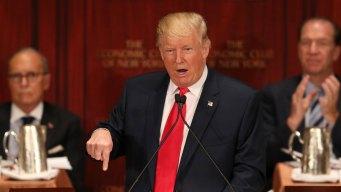Analysis: Trump's History of Theories and Rumors