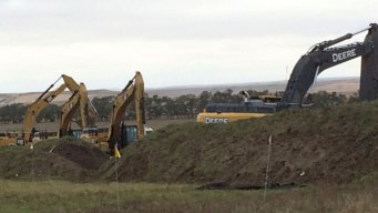 Work Resumes on Controversial Dakota Access Pipeline