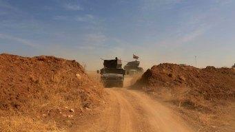 US Defense Secretary Carter Arrives in Iraq