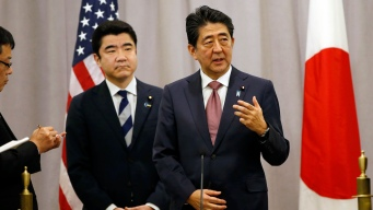 Japan PM: I Can Have Great Confidence in Trump