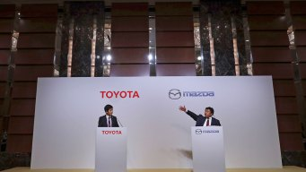 Dallas, Fort Worth Vying for New Toyota, Mazda Plant