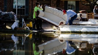 Poll Finds Many Harvey Victims Saying They Still Need Help