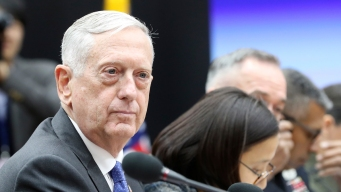 Mattis on Sharing With FBI: Must 'Find Out What's Going On'