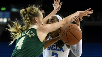 UCLA Beats Lady Bears for First Time Since 1996