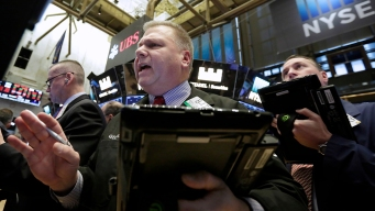 Dow Bounces More Than 300 Points Friday