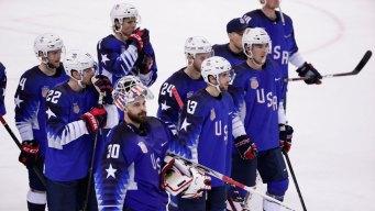 US Rides Zapolski, College Kids to Olympic Quarterfinals