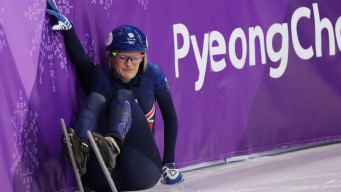 Olympic Curse: Speedskater Repeats Sochi 0-for-3 Disaster