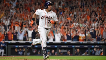 Cole, Astros Beat Rays 6-1 in ALDS Game 5; Yankees Next