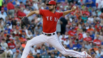 Cruz, Cano Power Mariners to 4-3 Win Over Hamels, Rangers