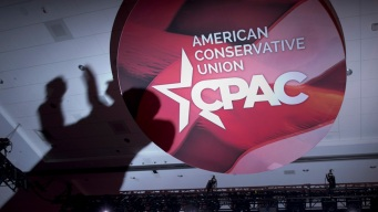 Donald Trump Is CPAC's Conquering Hero, but Tensions Remain