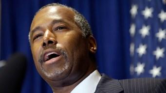 Trump Offers Housing Secretary Job to Ben Carson: Reports
