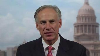 Texas Gov. Greg Abbott Discusses Special Session