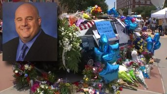 Widow of Dallas Officer Killed in Shooting Files Lawsuit