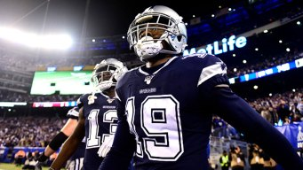 Cowboys Leading NFC East Again But Can't Shake Slow Starts