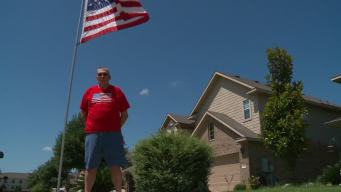 Texans Battling HOA Over American Flags
