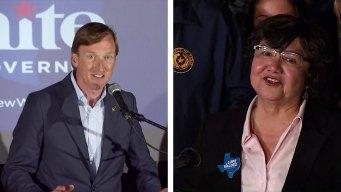 Andrew White, Lupe Valdez Debate Friday in Austin