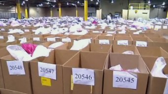 Salvation Army Preps to Distribute Angel Tree Gifts