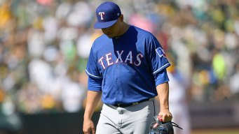 Piscotty Homers, A's Keep Rolling With Win Over Rangers