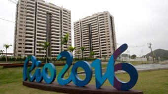 Rio Olympic Organizers Unveil Athletes' Village