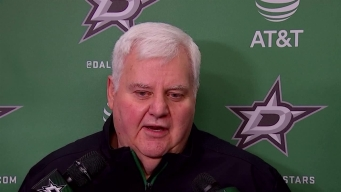 Dallas Stars Ready For Critical Games Down The Stretch Of The Season