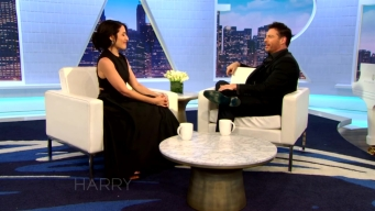 Lisa Edelstein Talks to Harry About Filming Nude Scenes