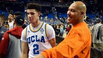 LaVar Ball Questions Trump's Role in Son's Release