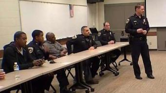 Irving PD Listens to Barbers to Improve Community Relations