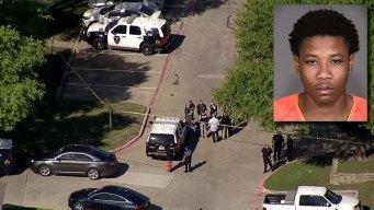Man Arrested in Plano Shooting Suspect in Arlington Shooting