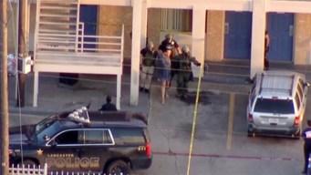 Police Arrest Man Barricaded inside Lancaster Motel