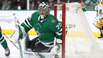 Klingberg, Bishop Push Stars Over Preds to Advance