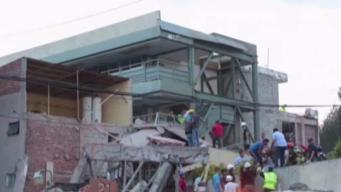 Incredible Videos Show the Moments After Mexico's Deadly Quake